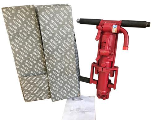 taladro neumático, perforadora neumatica chicago pneumatics