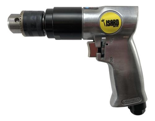 taladro neumático reversible isard 3/8 pulgadas 79-340