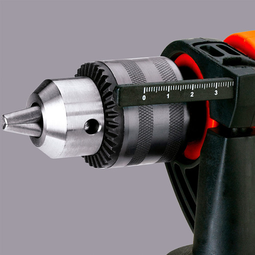 taladro percutor 1/2  550w hd555-b2c black+decker