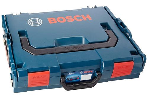 taladro percutor 1/2 vvr 550w + caja l-boxx bosch gsb 550 re