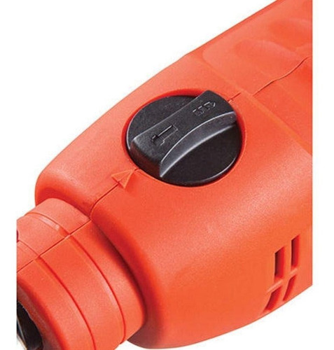 taladro percutor 3/8 pulg. 550w 2900 rpm black + decker