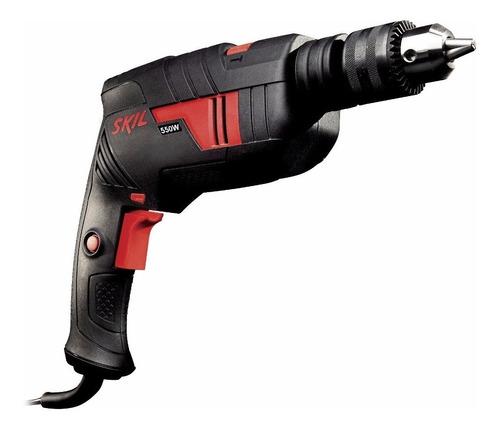 taladro percutor 6555 skil 13mm 570w velocidad variable