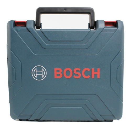 taladro percutor atornillador bosch gsb120li 2 bat maletín
