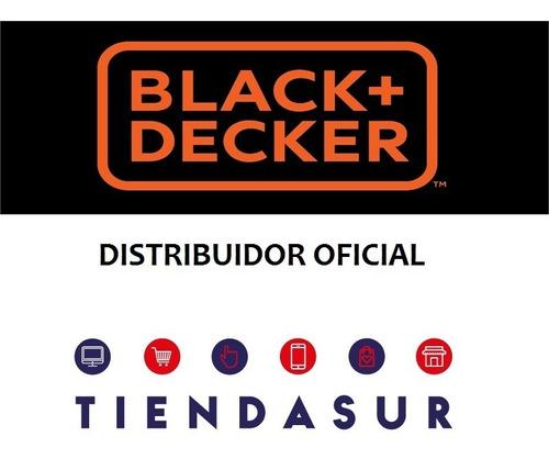 taladro percutor black decker maleta 550w 13mm hd555k