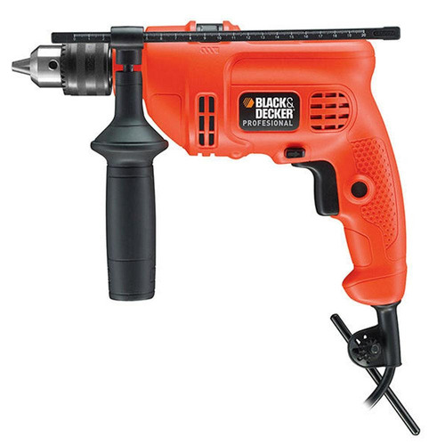 taladro percutor black & decker tm600-ar