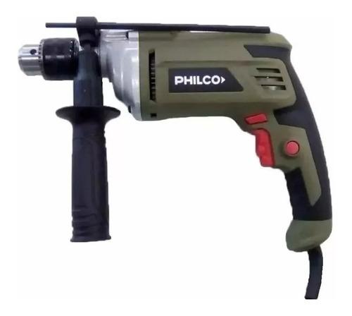 taladro percutor philco tp901 900w 13mm vel variable 3000rpm