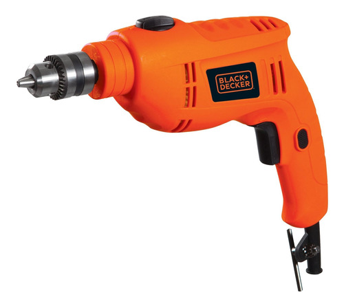 taladro percutor tb550-b3 black + decker 550w 2900rpm