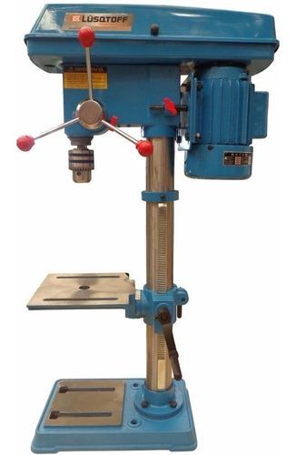 taladro perforador de pie 16mm 1/2 hp tb16a lusqtoff