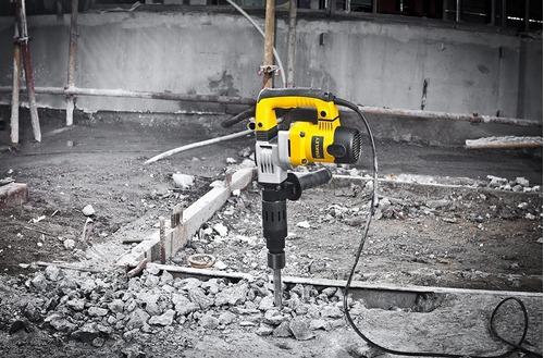 taladro rompedor cincelador 2 modos sds max 1010w 5 kg