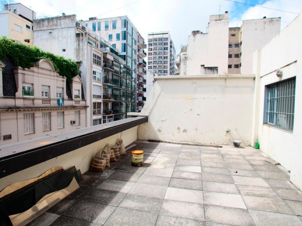 talcahuano 1100 - recoleta - edificios en block/estructuras/obras edificios en block/estructuras/obras - alquiler