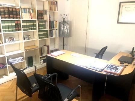talcahuano 700 3- - tribunales - oficinas planta dividida - venta