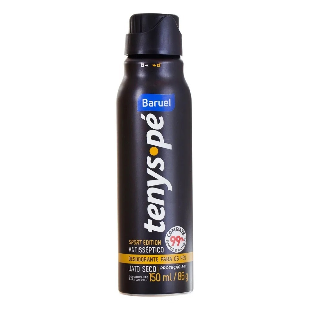 be9915c291e talco aerosol tenys pe baruel sport barcelona 150ml kit c 7. Carregando  zoom.