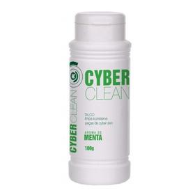Talco Cyber Clean Para Limpar Conservar Cyberskin Limpeza ;