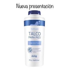 Talco Para Pies Esika 500gr