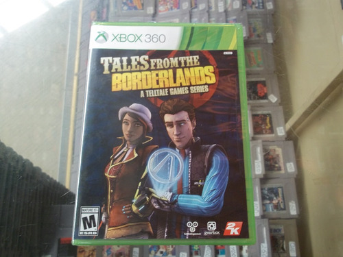 tales from the borderlands a telltale games series xbox 360