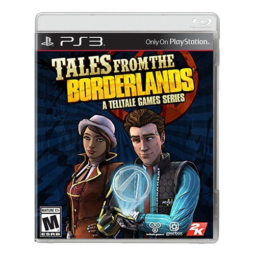 tales from the borderlands ps3 fisico sellado palermo
