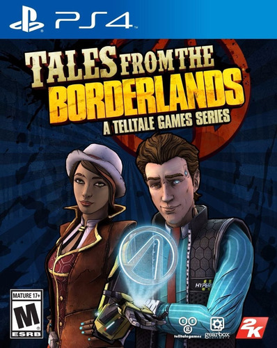 tales from the borderlands ps4 entrega gratis gcpd
