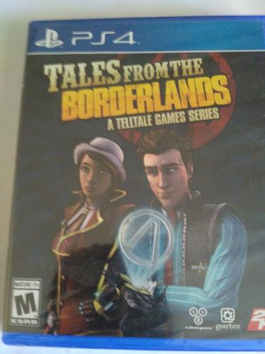 tales from the borderlands ps4 nuevo y sellado