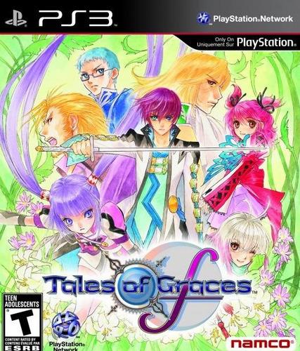 tales of graces - ps3