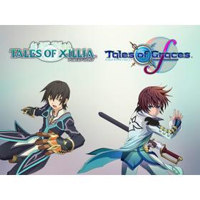 Tales Of Xilia Y Tales Of Graces F Digital Ps3