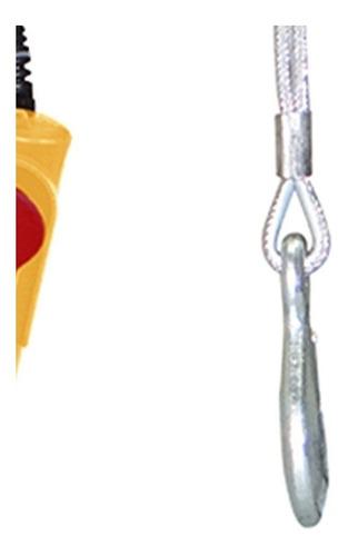 talha guincho elétrico de coluna capacidade 150 / 300kg 220v