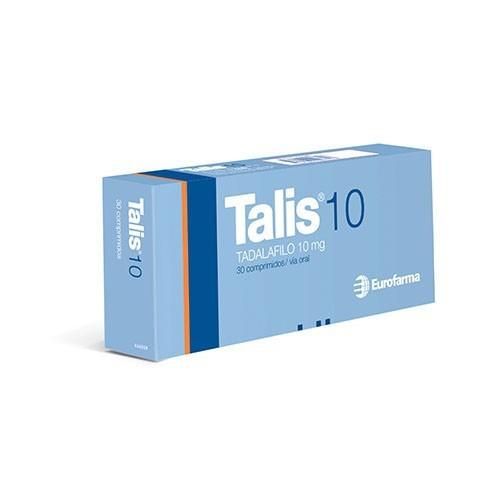 talis masticable 10 mg x 30 comprimidos
