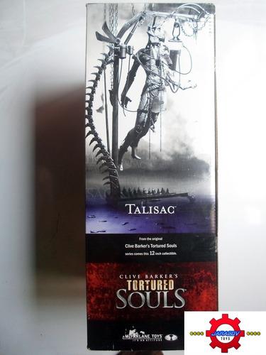 talisac (30 cms) almas torturadas 2 - spawn - mcfarlane
