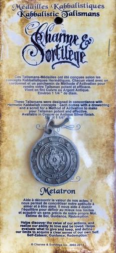 talisman metatron