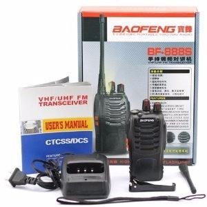 talkie baofeng uhf radio walkie