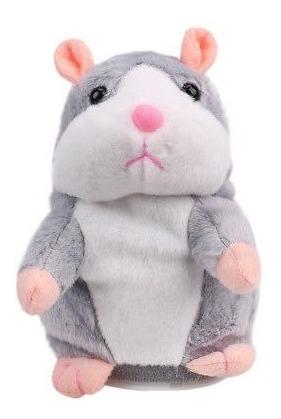 talking hamster ratón juguete de la felpa del animal domésti