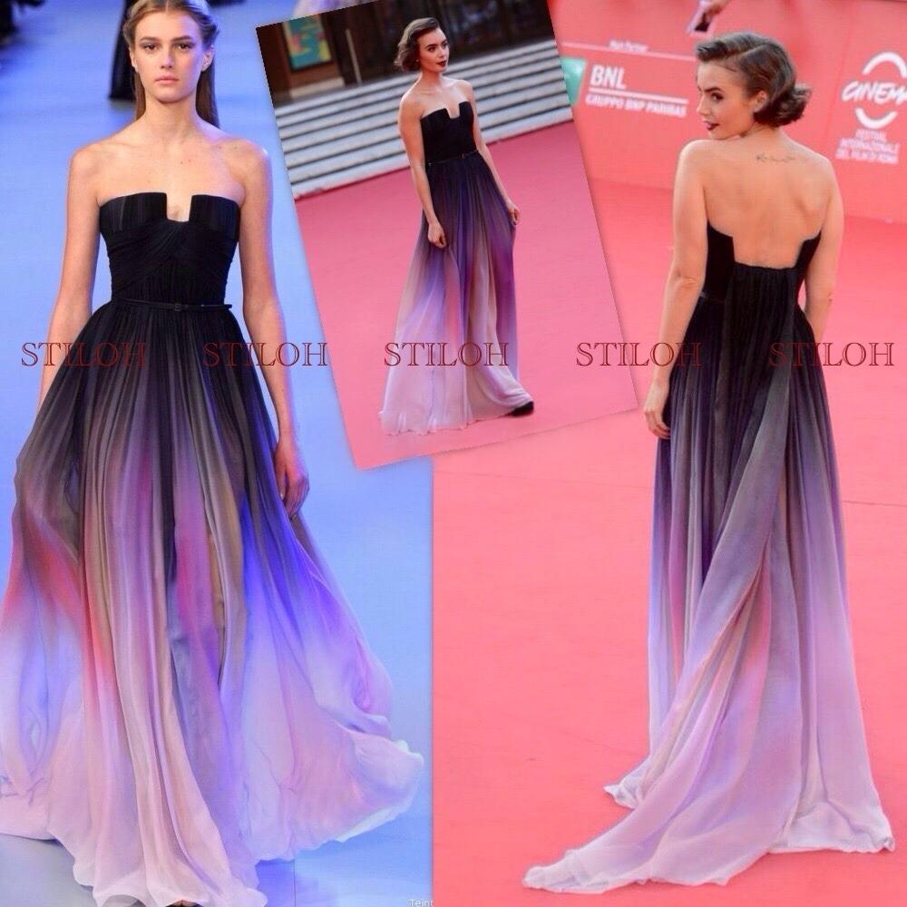 Contemporáneo Graduación Del Modelo Del Vestido De Costura ...