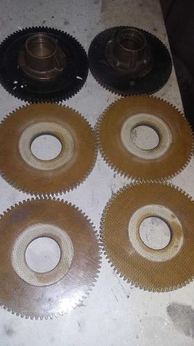 tallado de engranajes - fresados- mecanizados