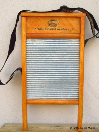 tallador musical kiosco musical washboard percusión la silla
