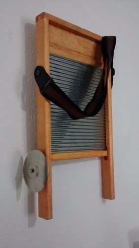 tallador musical washboard percusión c platillo