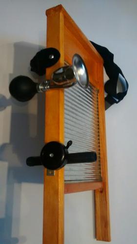 tallador musical washboard timbre corneta platillo obispado