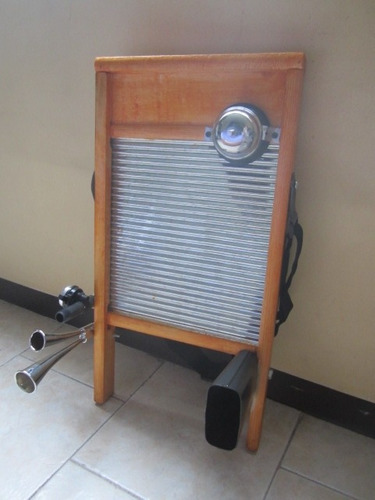 tallador washboard musical dinamarca equipado envio gratis