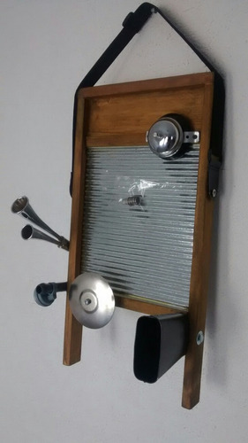 tallador washboard musical louisiana equipado envio gratis