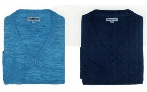 tallas grandes kotting sweater cuello v xxl oferta
