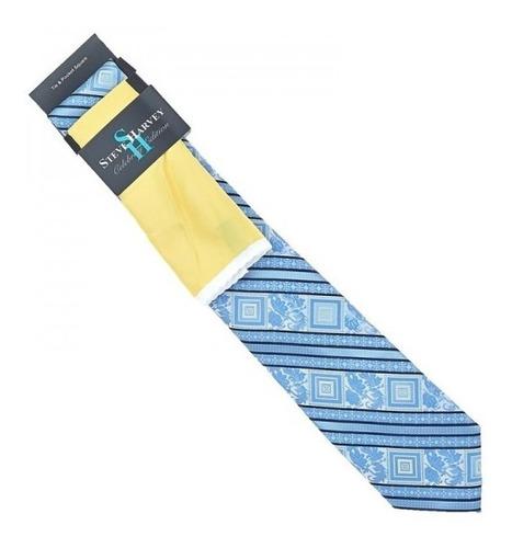 tallas grandes steve harvey corbata larga pañuelo xl