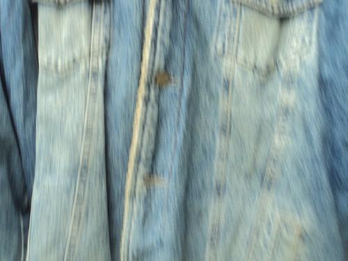 talle grande. campera de jean davor hombre.forrada en lana