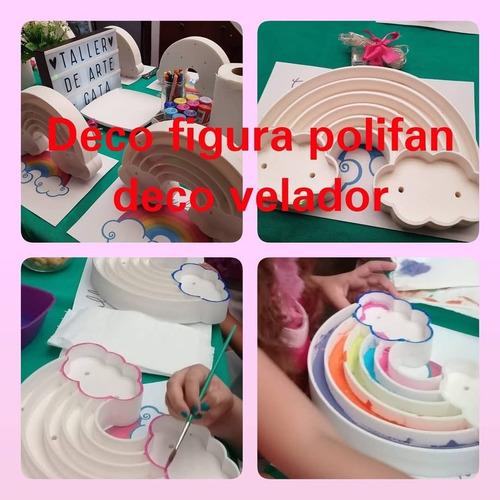 taller arte p/chicos-slime-atrapasueños-velador polifan