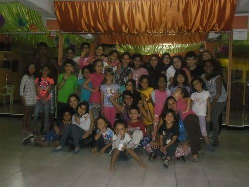 taller artístico vacacional para niños y niñas 2017