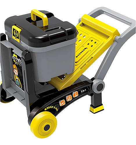 taller banco valija de trabajo herramientas zippy babymovil