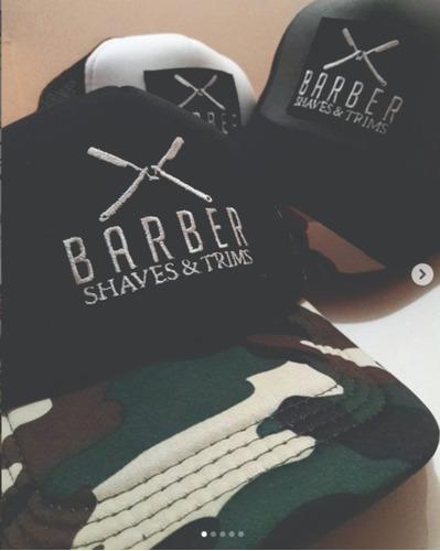 taller bordado parche logo gorra remera escudos publicidad