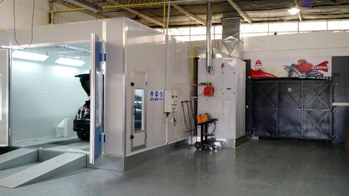 taller chapa y pintura cabina seguros particulares
