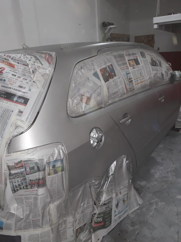 taller chapa y pintura - sacabollos - tratamiento ceramico