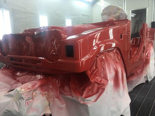taller chapa y pintura - vicente lopez - 12 cuotas
