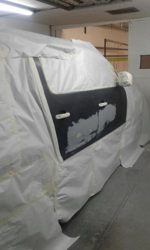 taller chapa y pintura - villa devoto