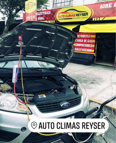taller de aire acondicionado automotriz