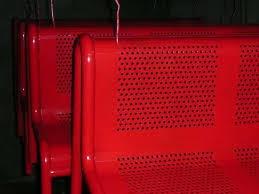taller de aplicacion de pintura en polvo  electroestatica